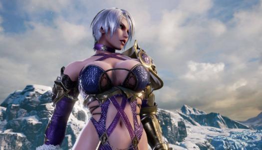 Soulcalibur VI dispondrá de su famoso creador de personajes