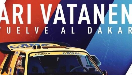 Ari Vatanen vuelve a la competición en Dakar 18