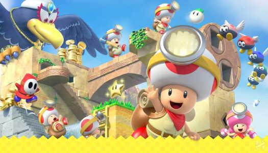 Por qué debes de jugar a Captain Toad: Treasure Tracker este verano