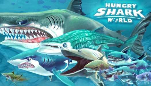 Hungry Shark World se lanzará mañana 17 de julio