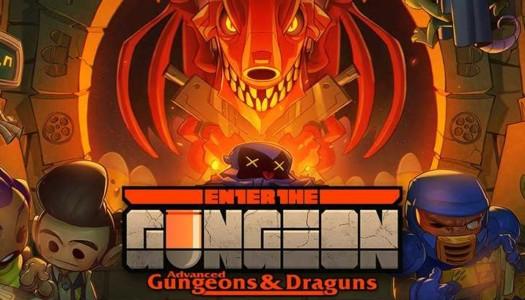 Enter the Gungeon recibe su expansión Advanced Gungeons & Draguns