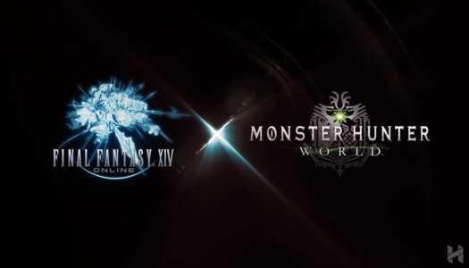 Final Fantasy XIV y Monster Hunter: World a partir del 7 de agosto