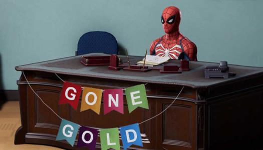 Marvel's Spider-Man finaliza su desarrollo