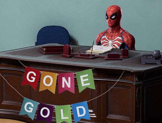 Marvel's Spider-Man Gold