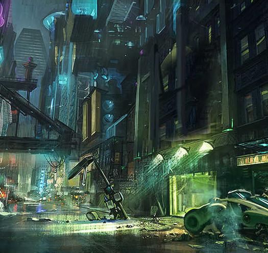 Night_City Cyberpunk