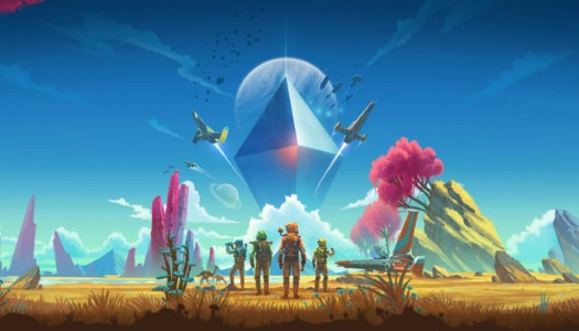 La edición física de No Man's Sky Beyond llegará el 11 de septiembre
