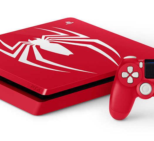 PS4 Marvels Spiderman