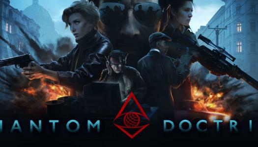 Phantom Doctrine se muestra en un nuevo tráiler gameplay