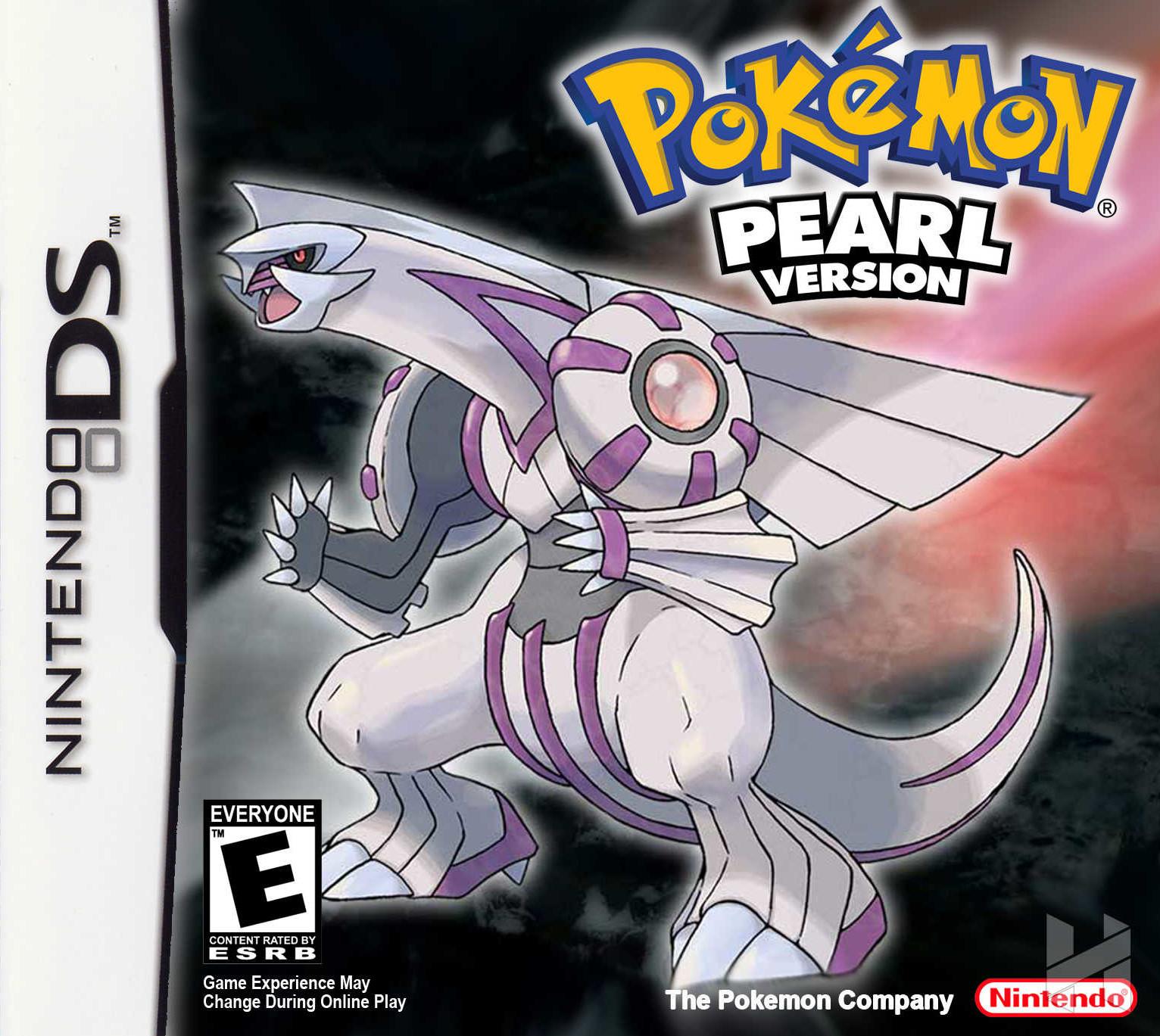 Pokemon Pearl 2