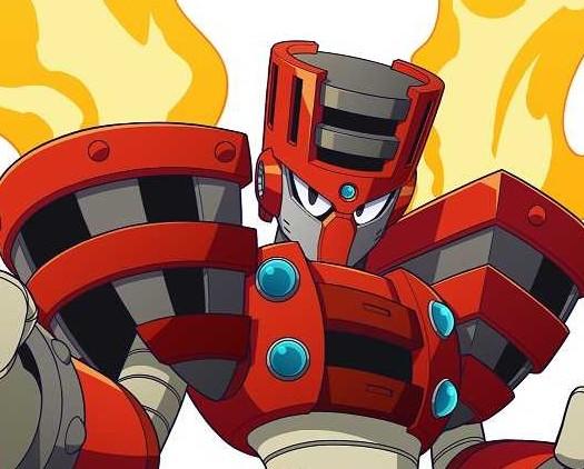 Torch Man Mega Man 11