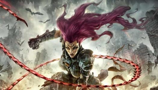 Darksiders III ya está disponible y estrena tráiler de lanzamiento