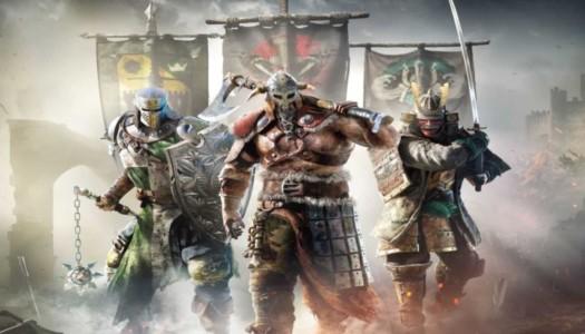 La nueva expansión de For Honor, Marching Fire, ya está disponible