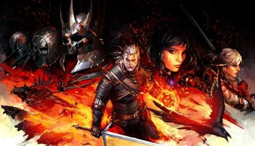 The Witcher: Role-Playing Game es un sueño hecho realidad