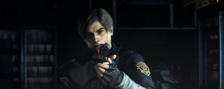 Resident Evil 2-Edición Coleccionista-Tokio-licker