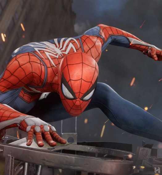 Marvel's-Spiderman-Ultima-Hora-bastidores-doblado-tiendas-primer DLC