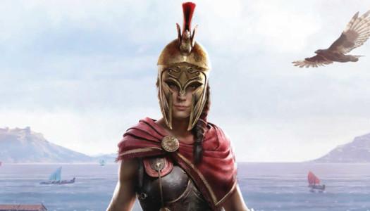 Así será la portada de la novela de Assassin's Creed Odyssey