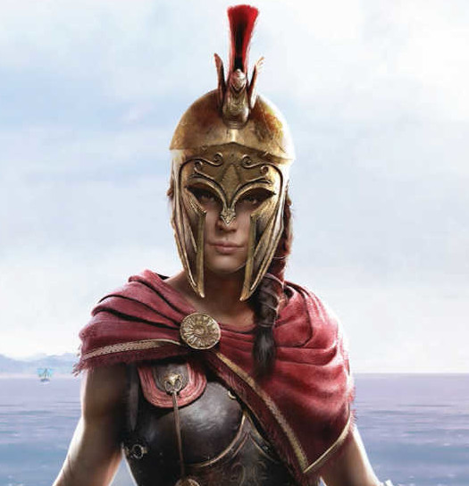 NOVELA DE ASSASSIN'S CREED ODYSSEY