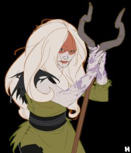 Banner Saga 3 - Alfrun