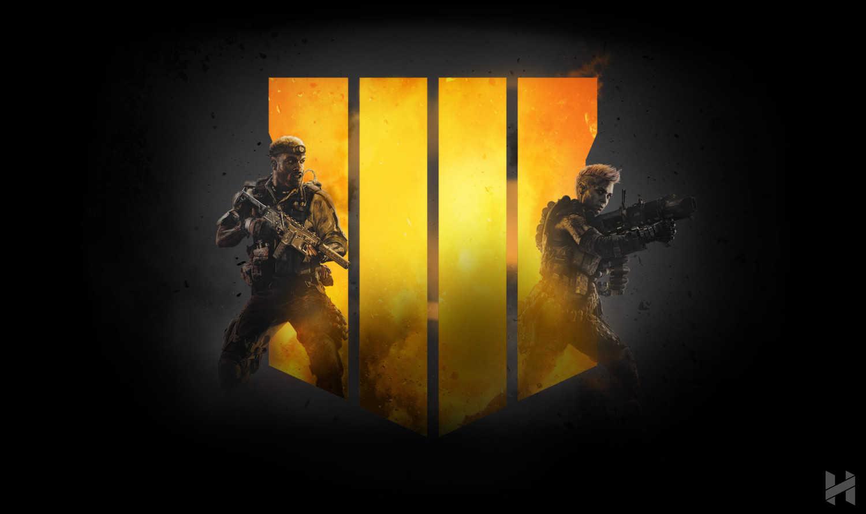 Black Ops IIII COD BO4