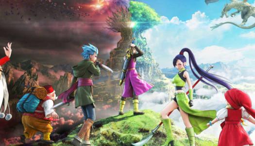 Dragon Quest XI estrena tráiler de lanzamiento