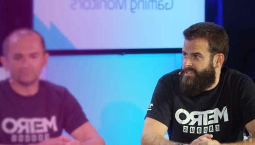 Jon Bloch, productor ejecutivo de Metro Exodus