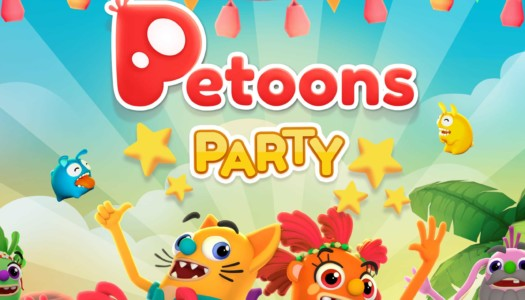 Petoons Party no faltará a su cita en Madrid Games Week