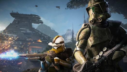 Star Wars Battlefront 2 se completa poco a poco