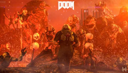 Doom Eternal presenta un primer gameplay con múltiples novedades