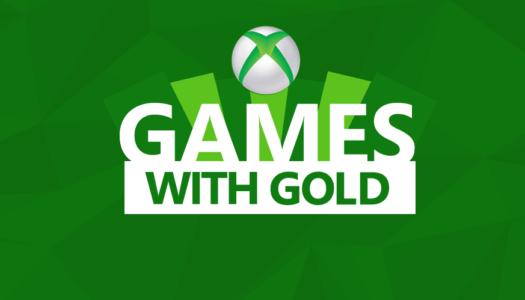 Anunciados los Games With Gold del mes de octubre