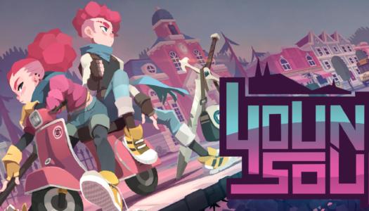 The Arcade Crew anuncia su nuevo juego, Young Souls