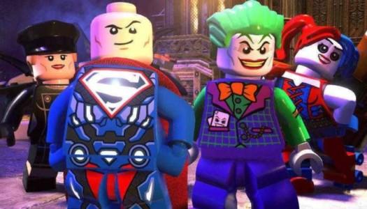 Nuevo tráiler de la historia de Lego DC Súper-Villanos