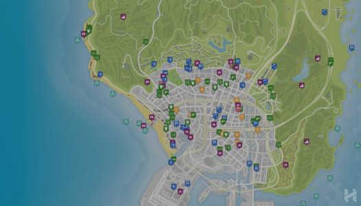 El mapeado de los videojuegos, cada vez más extenso