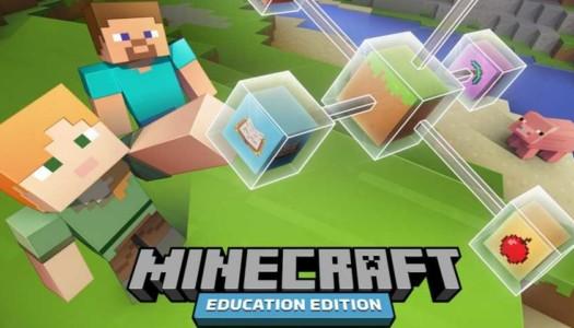 Minecraft: Education Edition ya está disponible para iPad