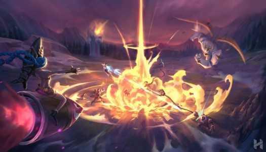 Nexus Blitz, el nuevo modo (en pruebas) de League of Legends