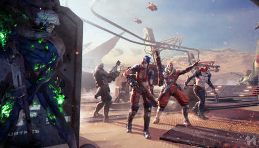 Se lanza Spacelords, el free-to-play de MercurySteam