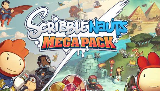 Ya está disponible Scribblenauts Mega Pack