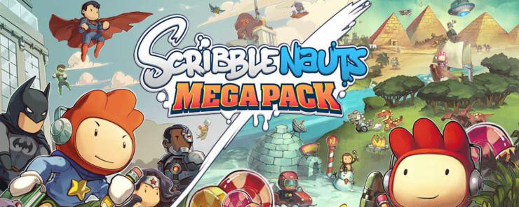 scribblenauts-mega pack