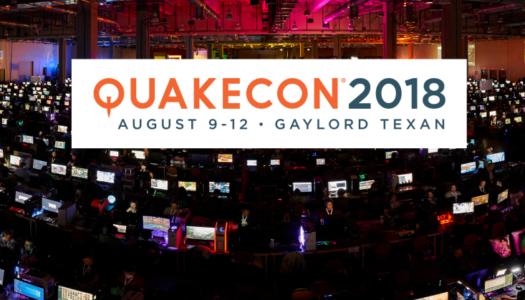 La QuakeCon alojará torneos de Quake Champions y The Elder Scrolls: Legends