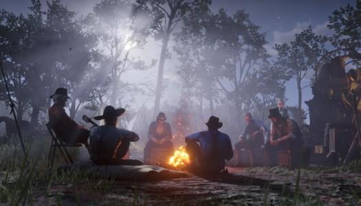 Los compañeros de banda en Red Dead Redemption 2