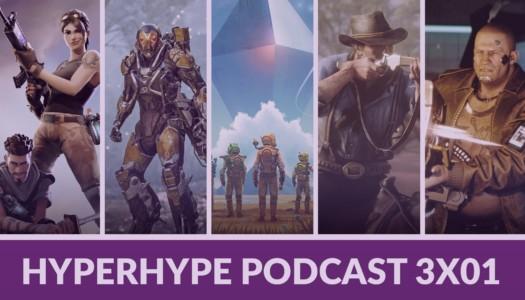 HyperHype Podcast 3×01 – Repaso veraniego