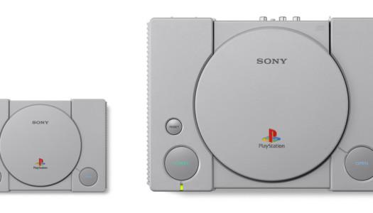 PlayStation Classic, la nueva consola de Sony