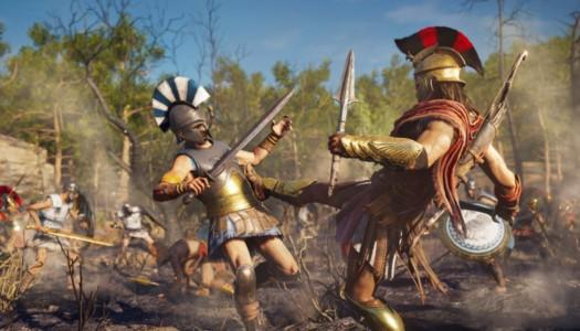 Assassin's Creed: Odyssey y sus misiones de dudosas cualidades