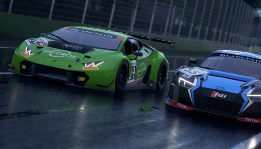Assetto Corsa Competizione recibirá su nuevo contenido esta misma tarde