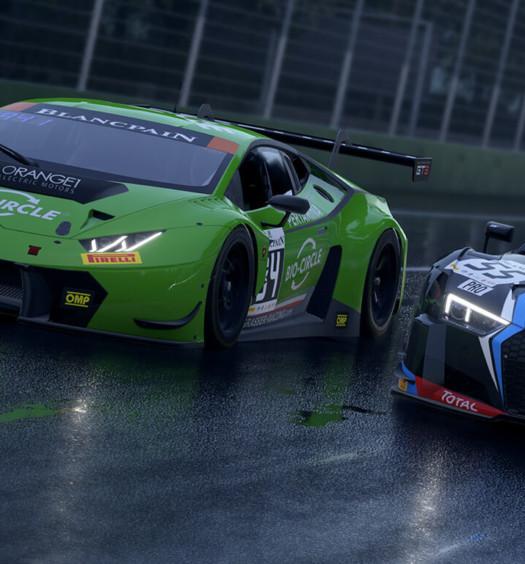 Assetto Corsa Competizione-Competizione