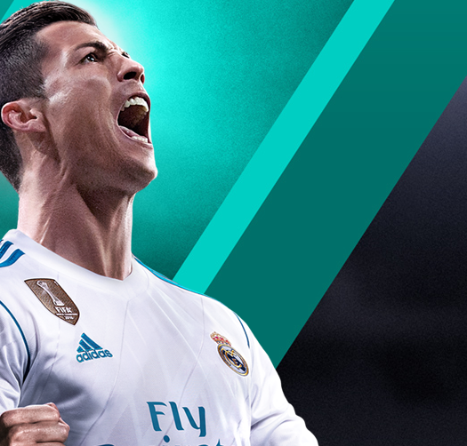 EA SPORTS FIFA-escala mundial