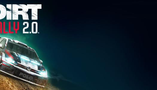DiRT Rally 2.0 se deja ver en un nuevo diario de desarrollo