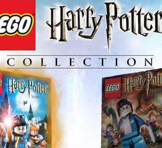 LEGO-Harry-Potter-Colección