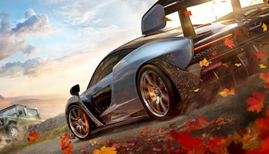 Ya puedes descargar la demo de Forza Horizon 4