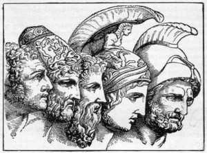 Héroes griegos