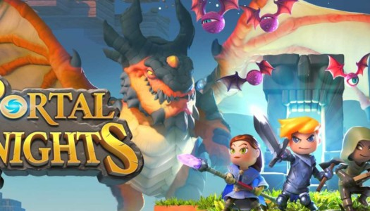 Portal Knights recibe una expansión y actualización nuevas